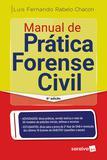 Livro - Manual de prática forense civil - 6ª edição de 2019