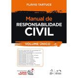Livro - Manual de Responsabilidade Civil - Pré Venda - Tartuce 1ª edição - Método