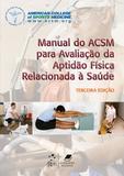 Livro - Manual do ACSM para Avaliação da Aptidão Física Relacionada à Saúde