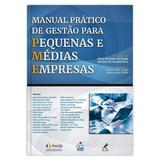 Livro - Manual prático de gestão para pequenas e médias empresas