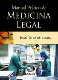 Livro - Manual prático de medicina legal