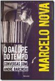 Livro - Marcelo Nova: O galope do tempo - Conversas com André Barcinski