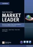 Livro - Market Leader 3Rd Edition Extra - Course Book/Practice File Flexi B Upper Intermediate