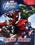Livro - Marvel Avengers Assemble