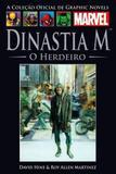 Livro Marvel Dinastia M - O Herdeiro