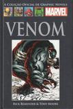 Livro Marvel Venom