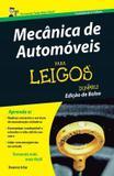 Livro - Mecanica de automoveis - Alb - alta books