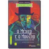 Livro - Medico E O Monstro, O - (Moderna)
