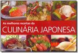 Livro - Melhores Receitas Da Culinaria Japonesa, As - Jbc