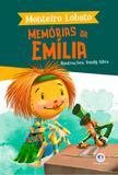Livro - Memórias da Emília