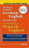 Livro - Merriam-websters German-english Dictionary - Mw - merriam webster