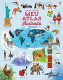 Livro - Meu atlas ilustrado