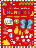 Livro - Meu livro gigante de números