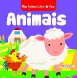 Livro - Meu Primeiro Livro de Pano - Animais
