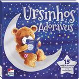 Livro - Meu primeiro tesouro: Ursinhos adoráveis