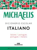 Livro - Michaelis dicionário escolar italiano