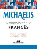 Livro - Michaelis minidicionário francês