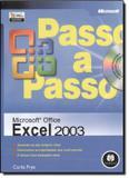 Livro - Microsoft Office Excel 2003 Passo A Passo