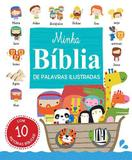 Livro - Minha Bíblia de palavras ilustradas