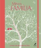 Livro - Minha família - Livro de recordações