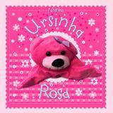 Livro - Minha ursinha rosa