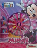 Livro - Minnie - Coleção Disney Cores - Dcl - difusao cultural do livr