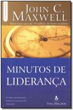 Livro - Minutos De Lideranca - (Thomas Nelson)