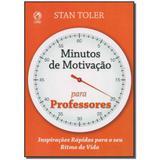 Livro - Minutos De Motivacao Para Professores - Cpad