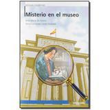 Livro - Misterio En El Museo - Moderna