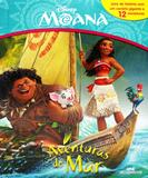 Livro - Moana - Aventuras do Mar