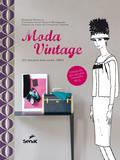 Livro - Moda vintage - 20 moldes dos anos 1960