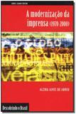 Livro - Modernizacao Da Imprensa-1970/2000 - Jorge zahar