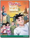 Livro - Monica Teen: Around The World Teacher'S Book2 - Pack