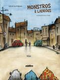 Livro - Monstros e ladrões