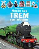 Livro - Monte seu trem com adesivos