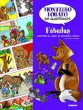 Livro - Monteiro Lobato em Quadrinhos - Fábulas