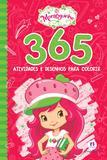 Livro - Moranguinho - 365 atividades e desenhos para colorir