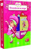 Livro - Moranguinho - Brincando com os amigos - 6 livros cartonados