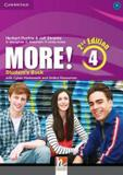 Livro - More! 4 Sb With Cyber Homeworkand Online Resources - 2nd Ed - Cup - cambridge university