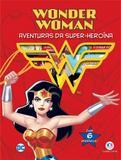 Livro - Mulher Maravilha - Aventuras da super-heroína
