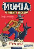 Livro - Múmia, O Agente Secreto
