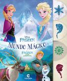 Livro - Mundo mágico Frozen