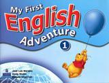 Livro - My First English Adventure Level 1 Student Book