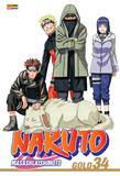 Livro - Naruto Gold Ed.34