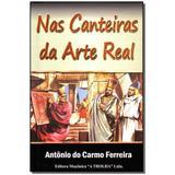 Livro - Nas Canteiras Da Arte Real - Maconica trolha