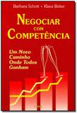 Livro - Negociar Com Competencia - Cultrix