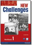 Livro - New Challenges 1 Workbook & Audio CD Pack