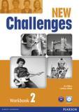 Livro - New Challenges 2 Workbook & Audio CD Pack