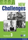 Livro - New Challenges 3 Workbook & Audio Cd Pack