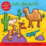 Livro - No deserto : Ler e brincar